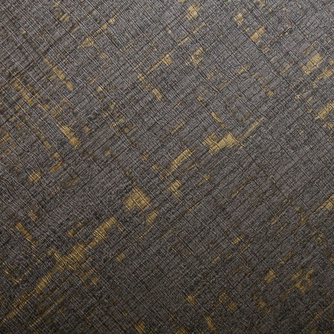 Textured conformable self-adhesive covering Gold Scratches Fabric for walls and furniture gold fabric effect code MK2