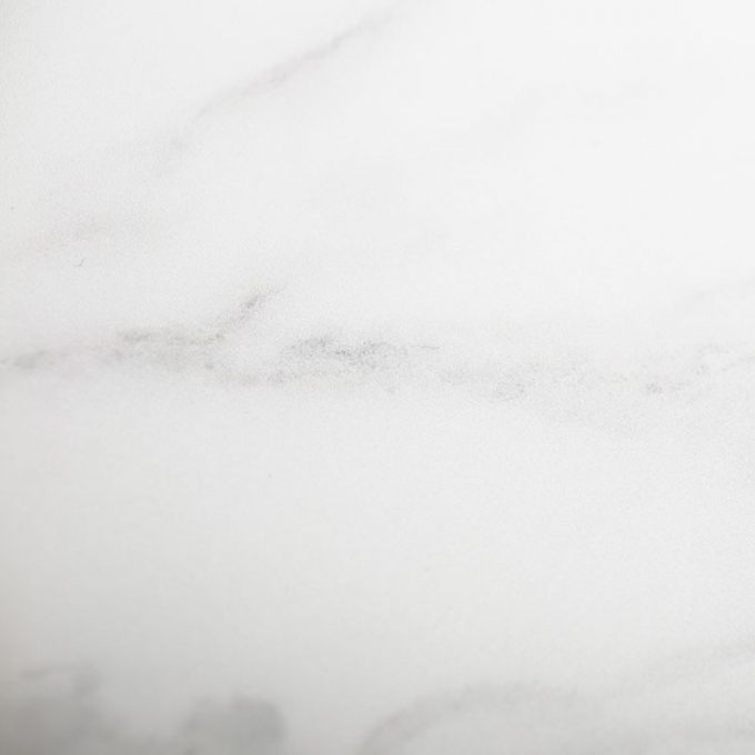 Textured conformable self-adhesive covering White Mat Marble for walls and furniture precious leather effect code NE31