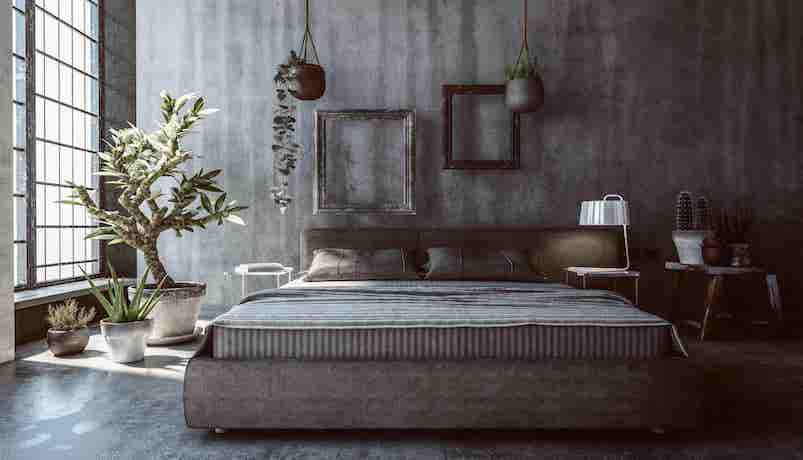 rustrial-style-bedroom-rustic-industrial-ambientha-blog
