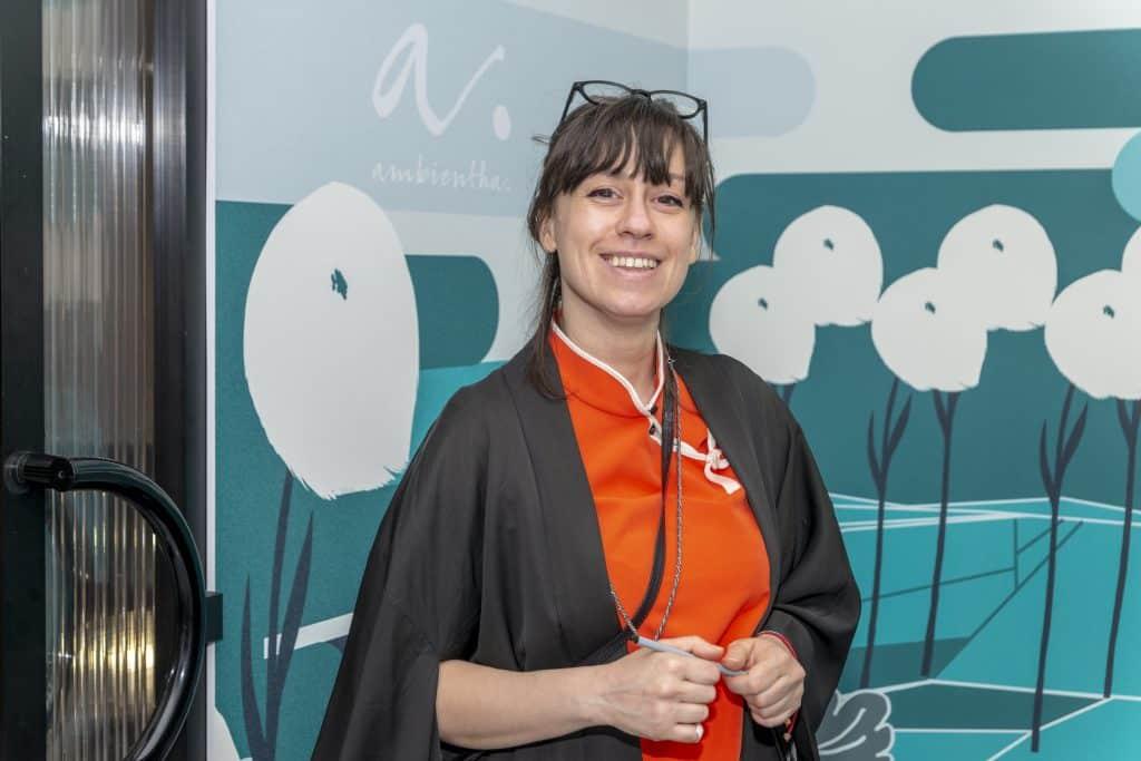 Interview artist Chiara Dattola for Ambientha
