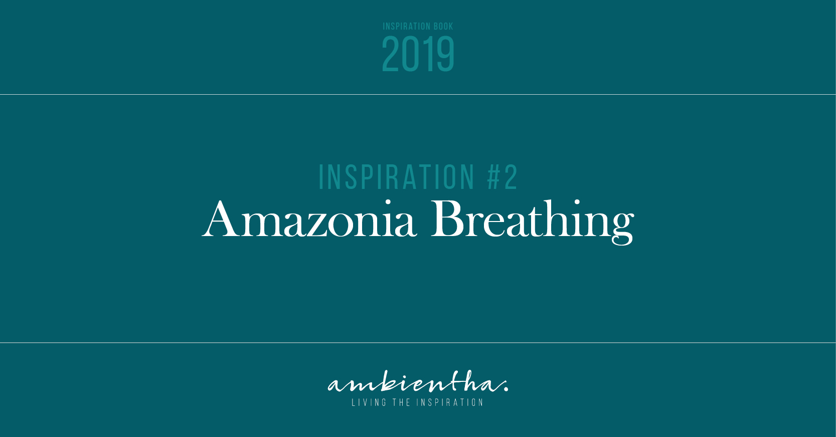 Amazonia Breathing Inspiration #2
