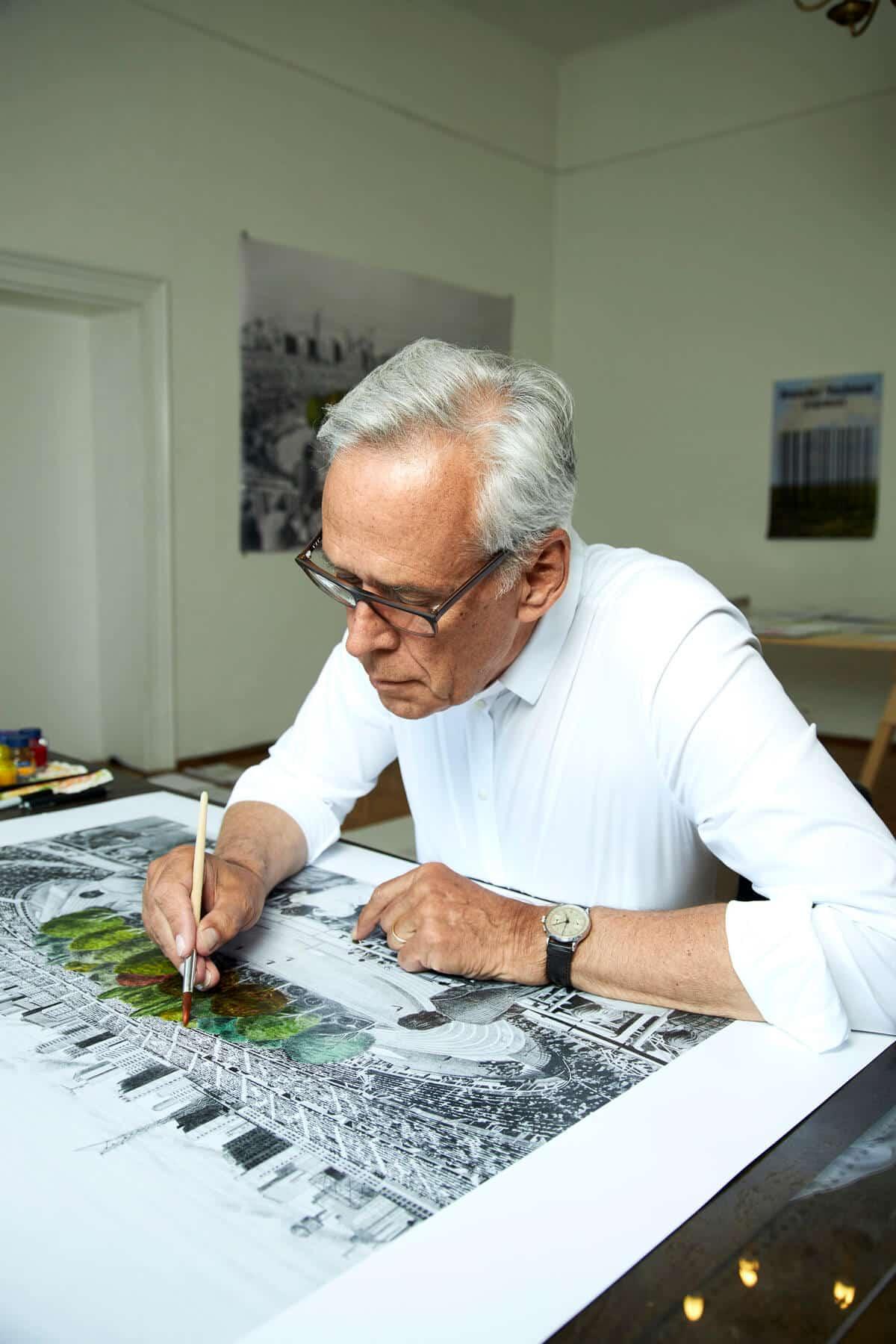 Klauss Littman For Forest: l'indomito fascino della natura