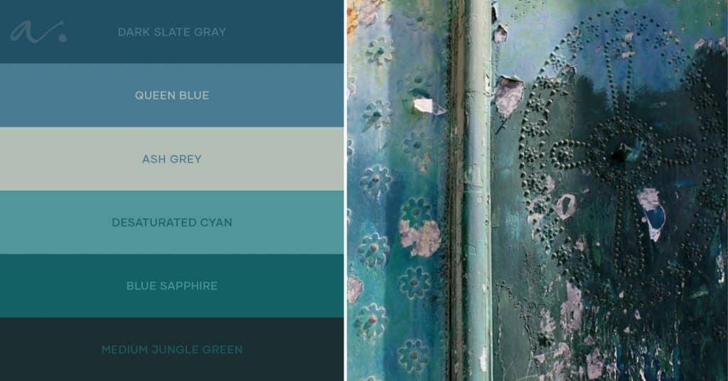 Color palette #livingtheinspiration Ambientha 05.19