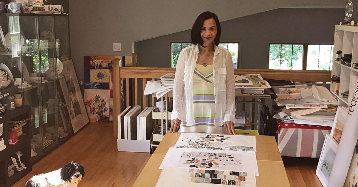 Lauren Wan artist Ambientha