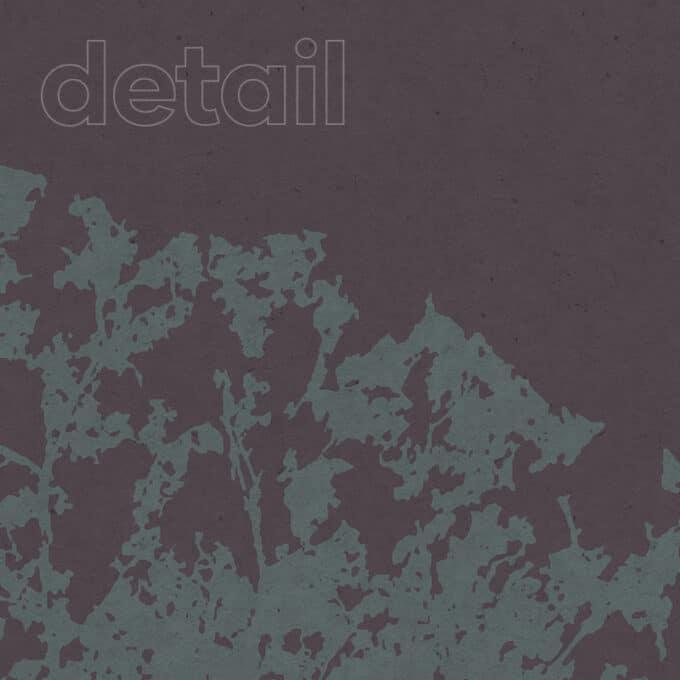carta da parati foglie turning destiny andrea bertoletti