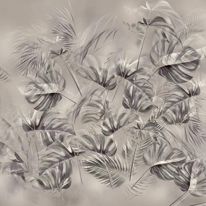 carta da parati forest breath by ruxandra chivu ambientha