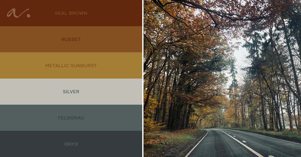 colorpalette inspiration - Ambientha