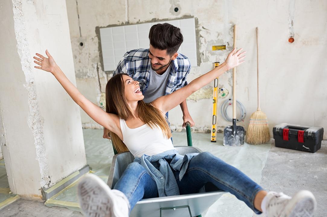 ristrutturare casa fai da te senza imprevisti - ambientha