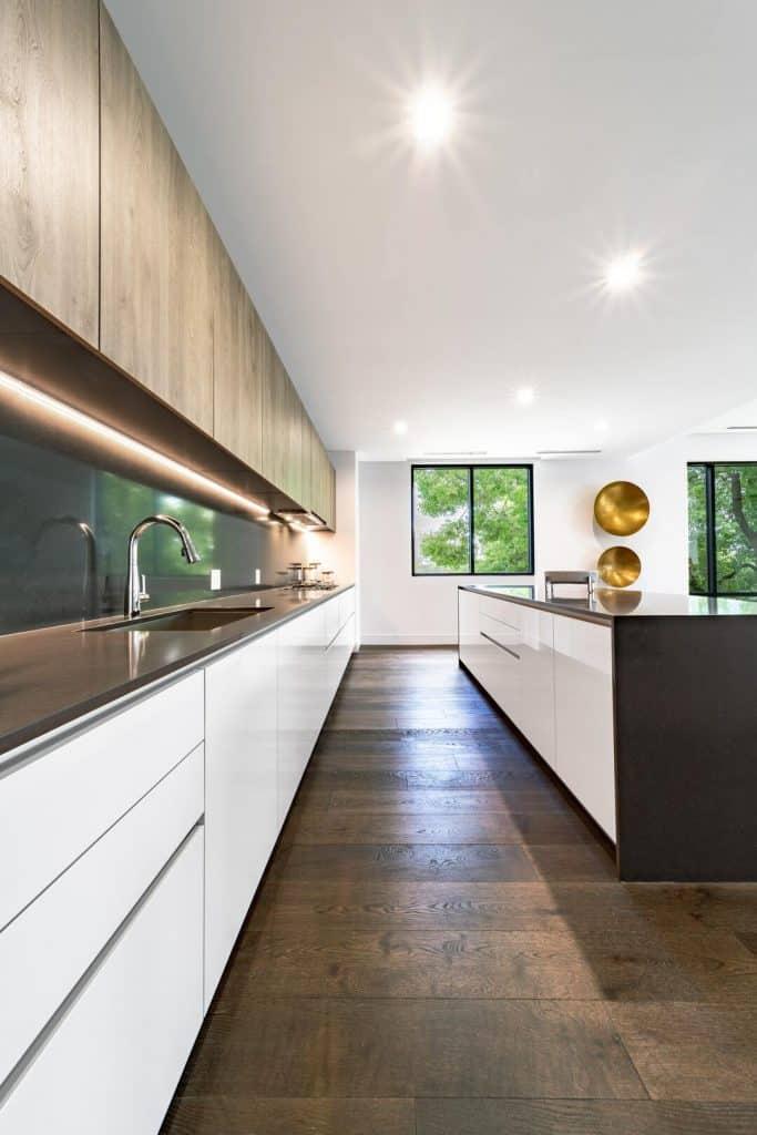 arredamento minimal chic cucina