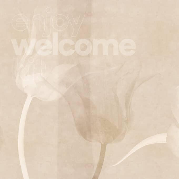 carta da parati tulip trace ambientha