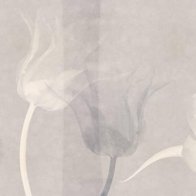 carta da parati tulip silk ambientha