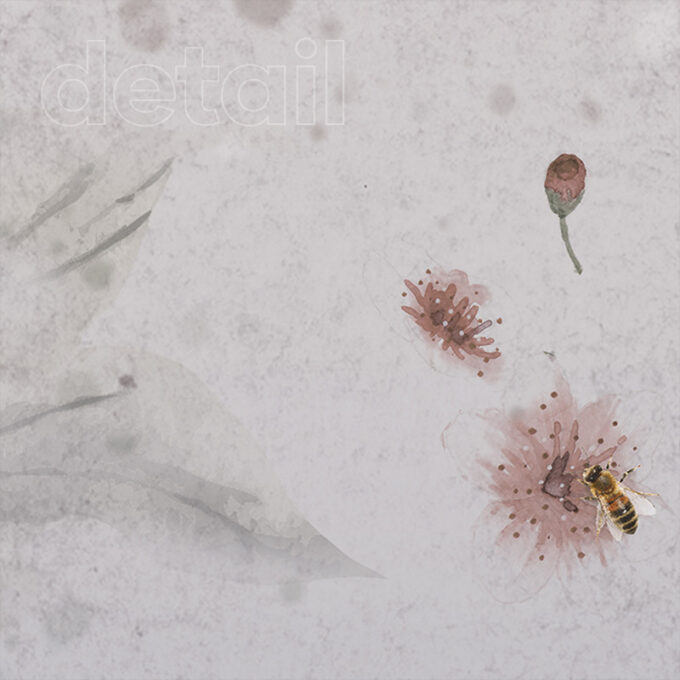 carta da parati bluebell pollen ambientha