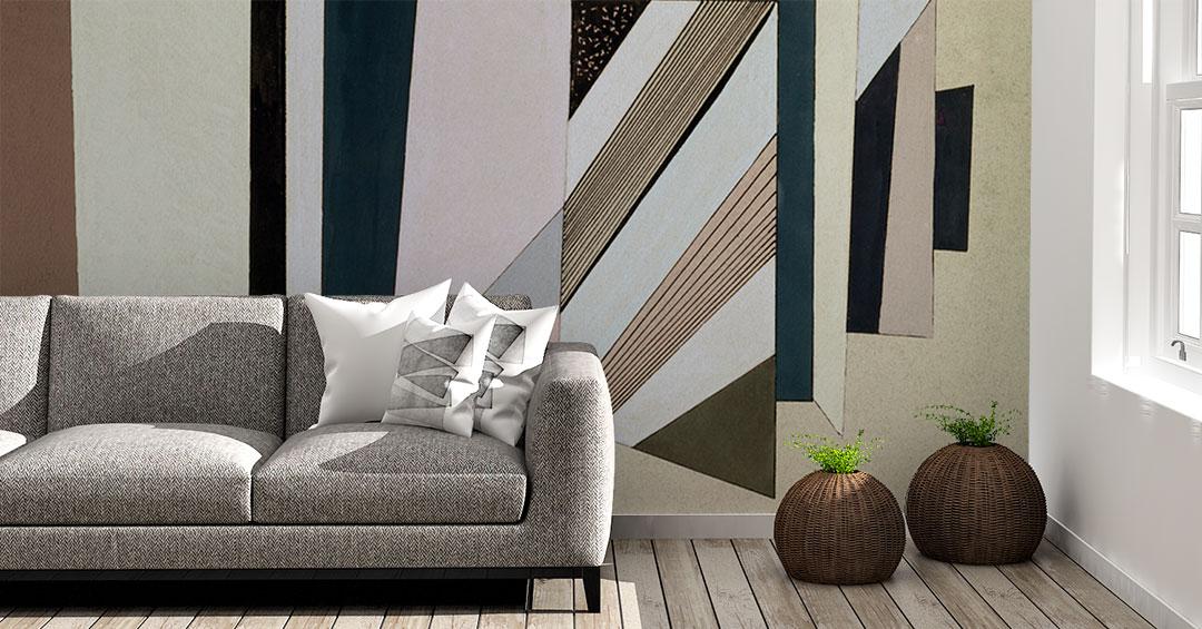 arte astratta interior design ambientha bridgeman images