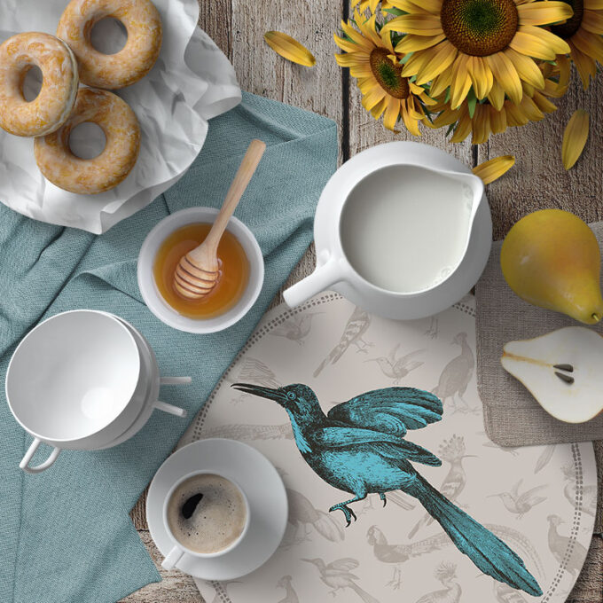 tovagliette colazione