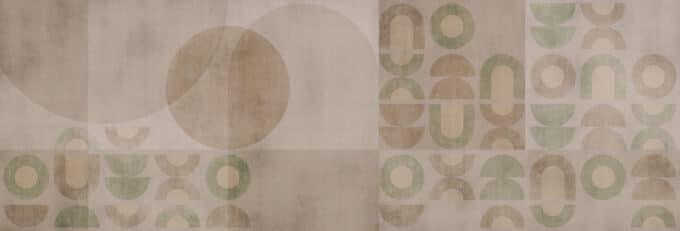 carta da parati forme geometriche adinkra balance